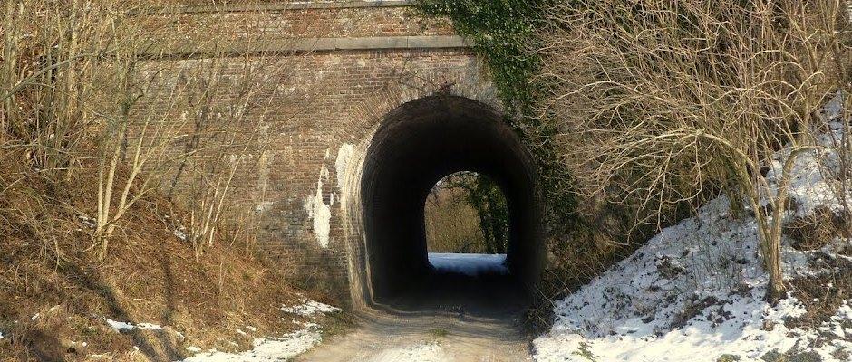 Le pont de la ligne 38