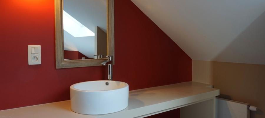 salle de bain grand gite